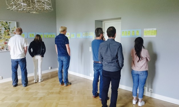 Design Sprint: Hvordan EVO Fitness gikk fra idé til prototype på kun fem dager