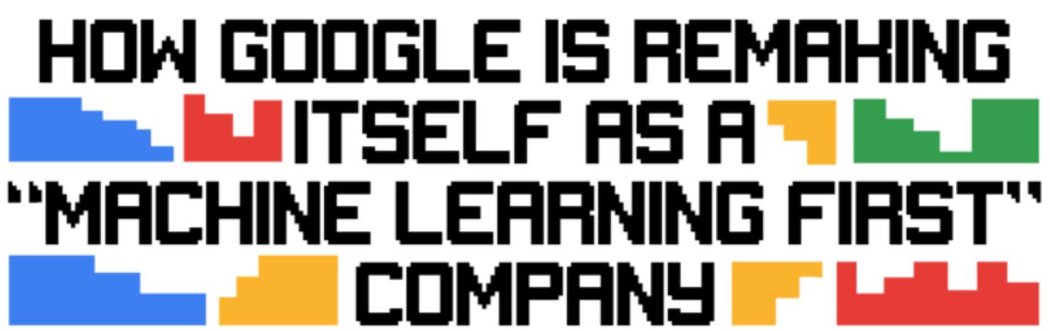 Google maskinlæring